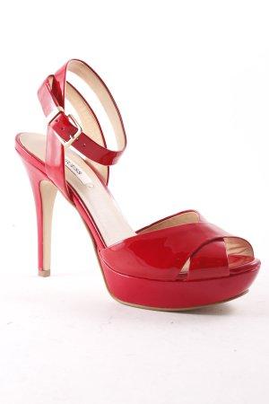 Guess Tacco alto rosso elegante