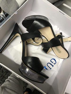 Guess High Heels Sandalen schwarz 40