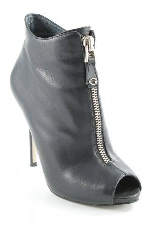 Guess High Heels schwarz Party-Look