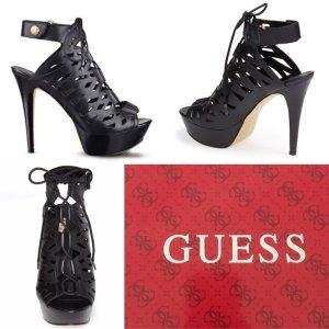 Guess high heels wie neu Gr 40 schwarz