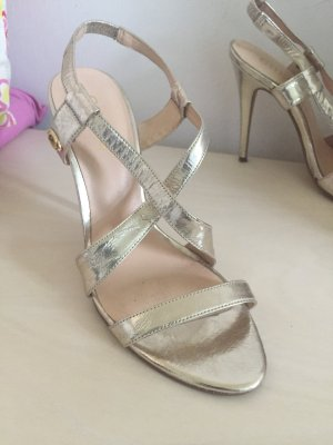 Guess Higheels metallic 37