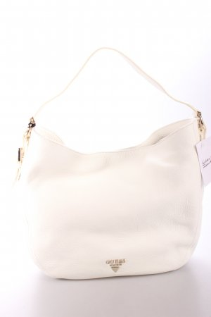 "Guess Hobo ""Timeless Hobo Bag White"" weiß"
