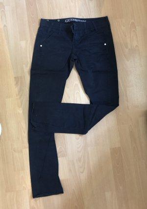 Guess Jeans Pantalone a sigaretta multicolore