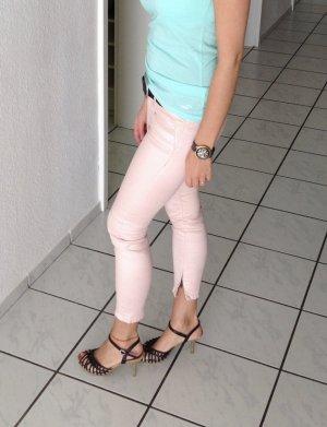 Guess Pantalone a 7/8 rosa pallido