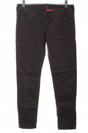 Guess Low-Rise Trousers multicolored simple style