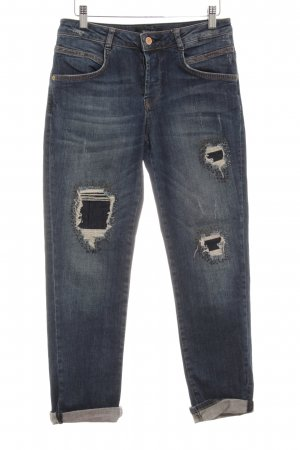 Guess Low Rise Jeans multicolored casual look