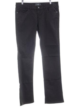 Guess Low Rise jeans zwart bruin klassieke stijl