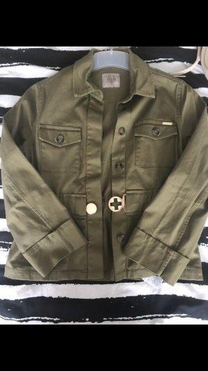 Guess Short Jacket dark green-forest green