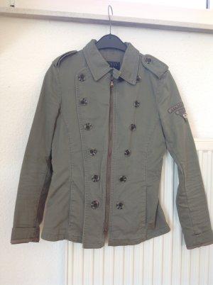 Guess Jacket green grey