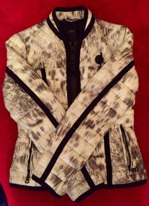 Guess Jacket white-black