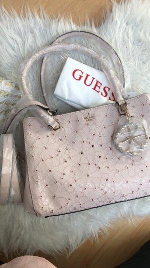 Guess JAYNE Handtasche rose