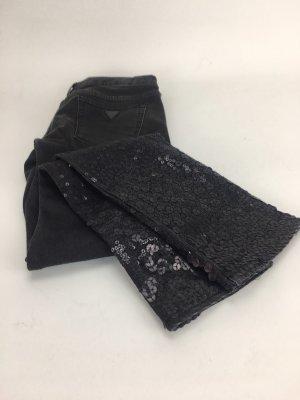 Guess Low Rise Jeans black