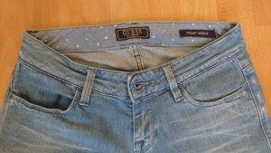 """Guess Jean """"Starlet skinny"""" hellblau"""