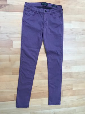 Guess Jeans grey violet cotton