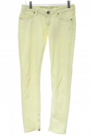 Guess Jeans Jeans 7/8 jaune fluo style extravagant