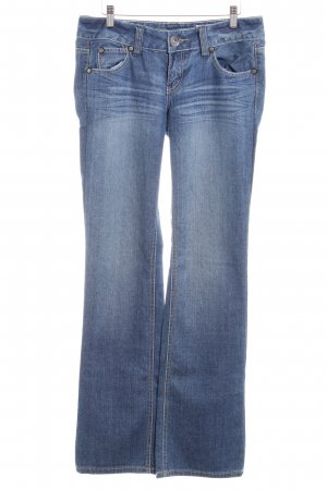 Guess Jeans Boot Cut Jeans blue casual look