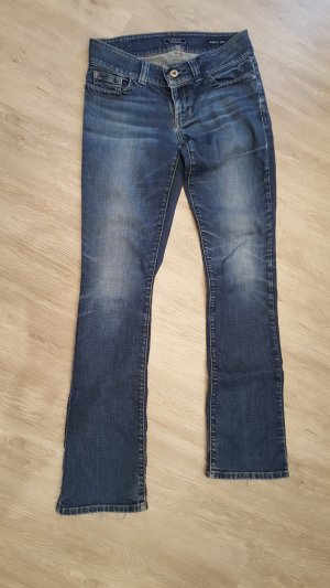 """GUESS Jeans """"DareDevil"""" Gr.29/34 used look"""