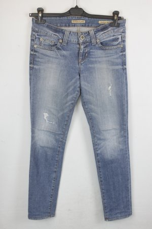Guess Jeans Gr. 29 blau Modell: Daredevil Skinny (18/5/003/E)