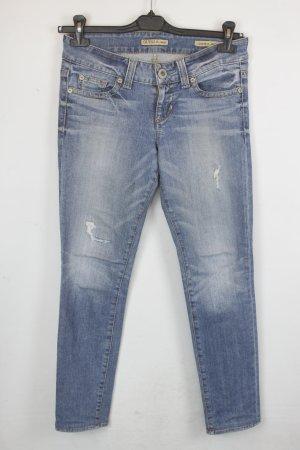 Guess Jeans Gr. 29 blau Modell: Daredevil Skinny (18/5/003/K)