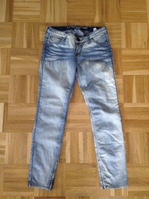 Guess Jeans Hellblau / Slim Fit