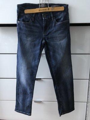 Guess Jeans a 7/8 blu Cotone