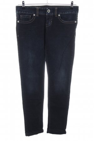 Guess Jeans Low Rise jeans blauw casual uitstraling