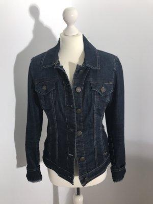 Guess Jeans Jacke dunkelblau