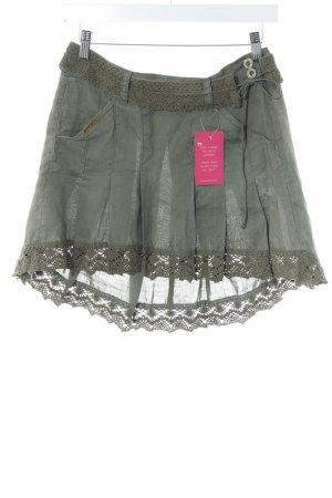 Guess Jeans Minirock khaki Casual-Look