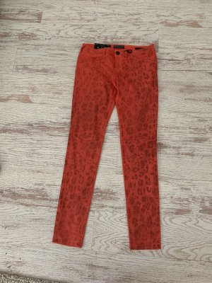 Guess Jeans mit Animal-Print