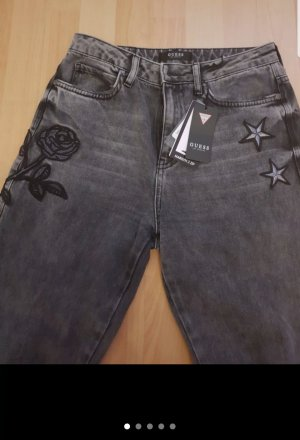 Guess Jeans nero-argento
