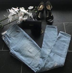 Guess Jeans neu hellblau