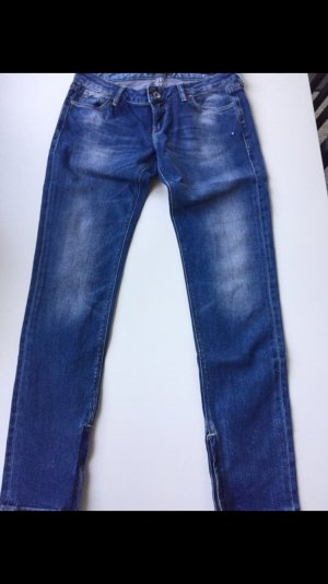GUESS Jeans Röhre, Ankle Jeans Gr.: 27 , S
