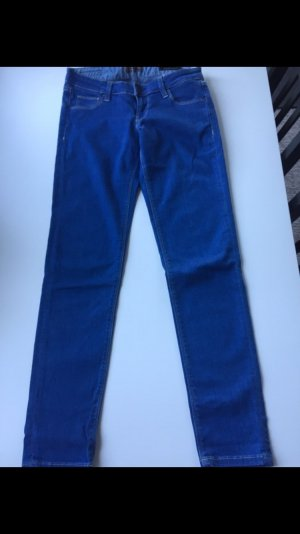 GUESS Jeans, Röhre, Ankle Jeans, Gr.: W 26; 36 , hellblau