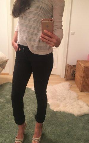 Guess Jeans, schwarz, Gr. 24, skinny Line