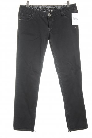 """Guess Jeans Slim Jeans """"Beverly"""" schwarz"""