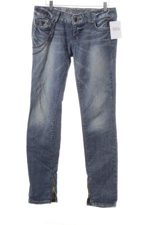 """Guess Jeans Slim Jeans """"Daredevil-Skinny leg"""" stahlblau"""