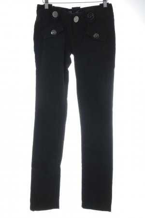 Guess Jeans Slim Jeans schwarz Casual-Look