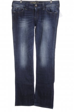 Guess Jeans Straight-Leg Jeans mehrfarbig Casual-Look