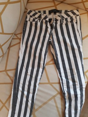 Guess Jeans W 24 Beverly Skinny Stripe