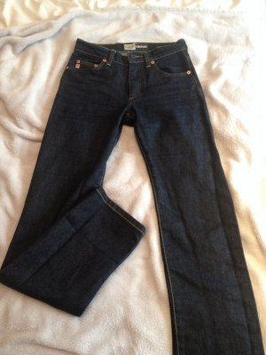 GUESS Jeans W26 L30 dunkelblau Bootcut
