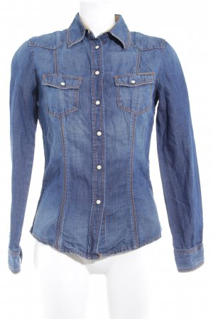 Guess Denim Shirt multicolored casual look