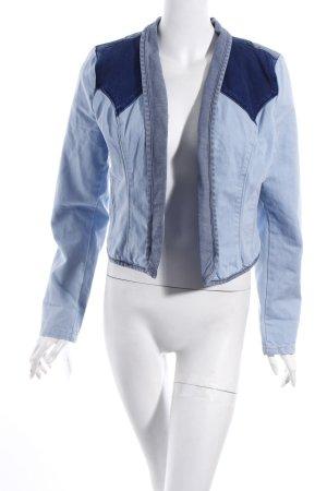 Guess Jeansjacke mehrfarbig Jeans-Optik