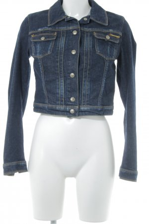 Guess Denim Jacket multicolored jeans look