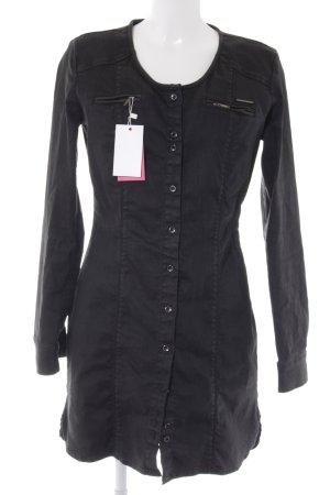 Guess Jeanskleid schwarz Casual-Look