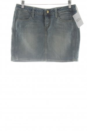 Guess Denim Skirt blue casual look