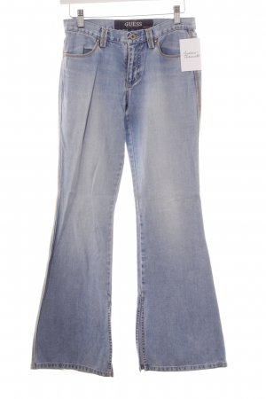 Guess Denim Flares cornflower blue '60s style