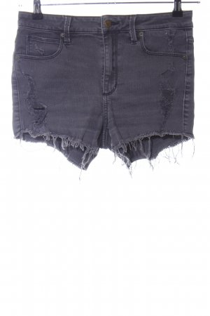 Guess Jeansshorts hellgrau Casual-Look