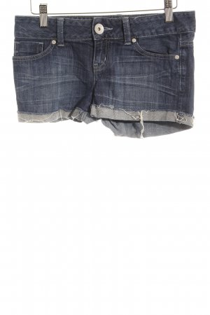 Guess Jeansshorts blau Casual-Look