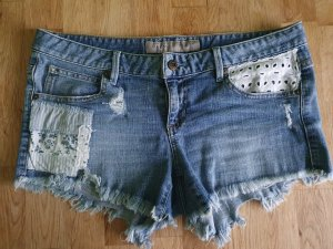 Guess Denim Shorts multicolored