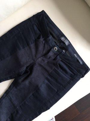 Guess Jegging Skinny Jeans Denim Stretch Kontrast Patchwork Gr. S 36